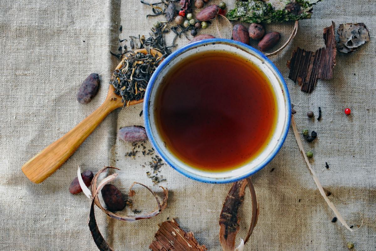 Create a bedtime tea ritual.