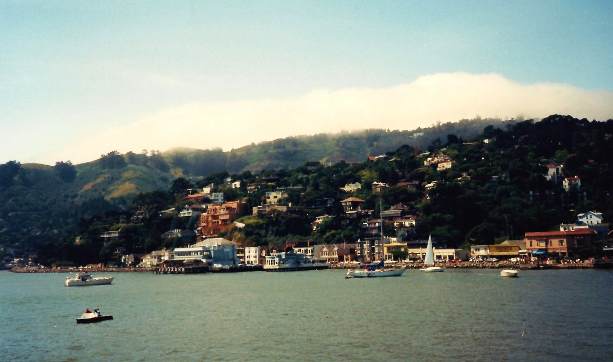 Drawing closer to Sausalito