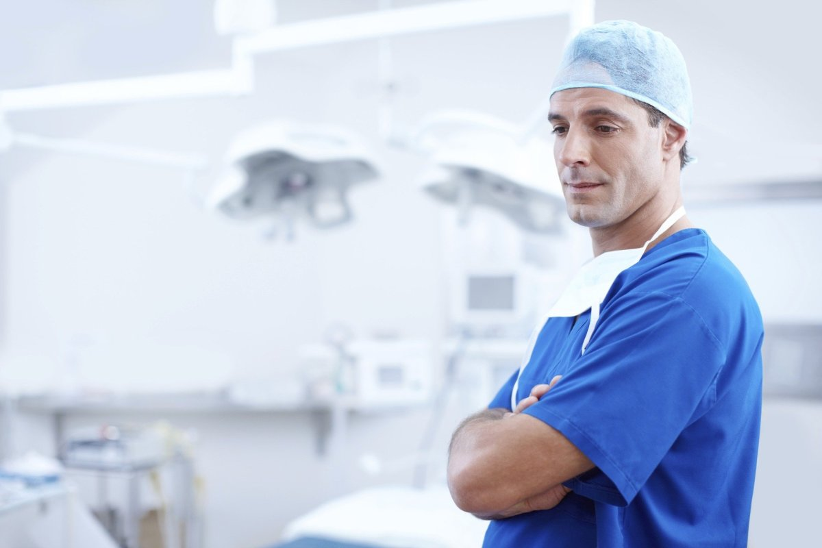 With All Their Best Intentions, Doctors Are Only Humans and Humans Are Fallible Being.