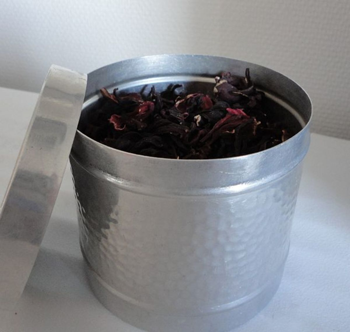 Sipping on dried hibiscus flower tea throughout the day can really help fight free radicals in the body.  This in turn helps minimize their damage to the body including the brain, over time.