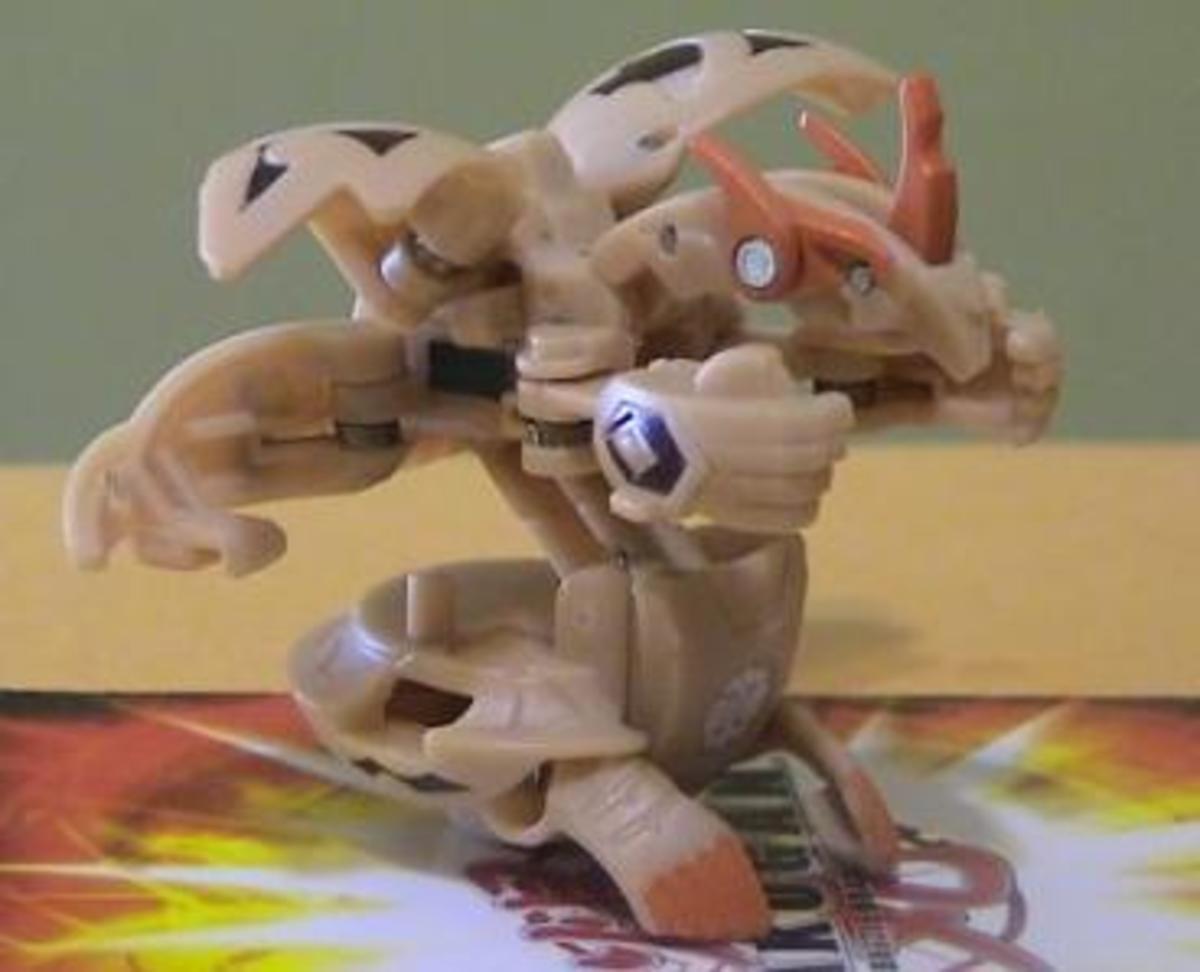 Sub-terra Blitz Dragonoid 800G