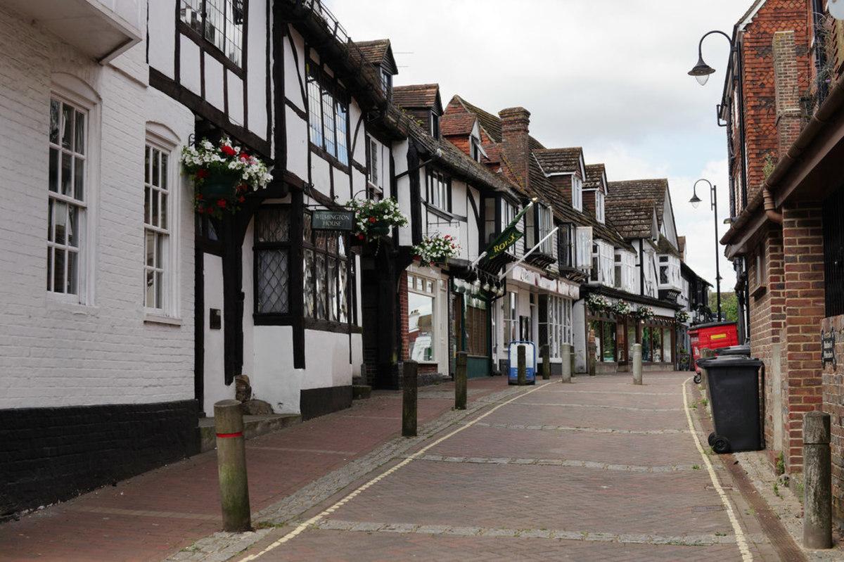 High Street, East Grinstead.