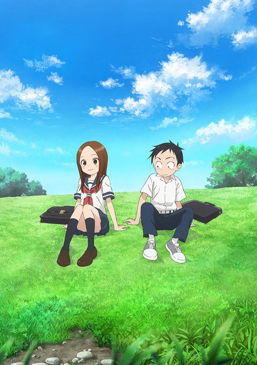 Teasing Master Takagi-san