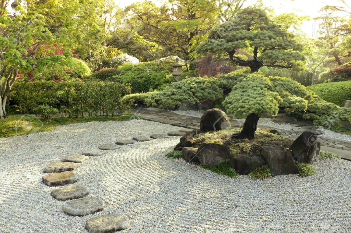Escape the hustle and bustle of life and head to a zen garden. Embrace your heart and lower your baseline stress level.