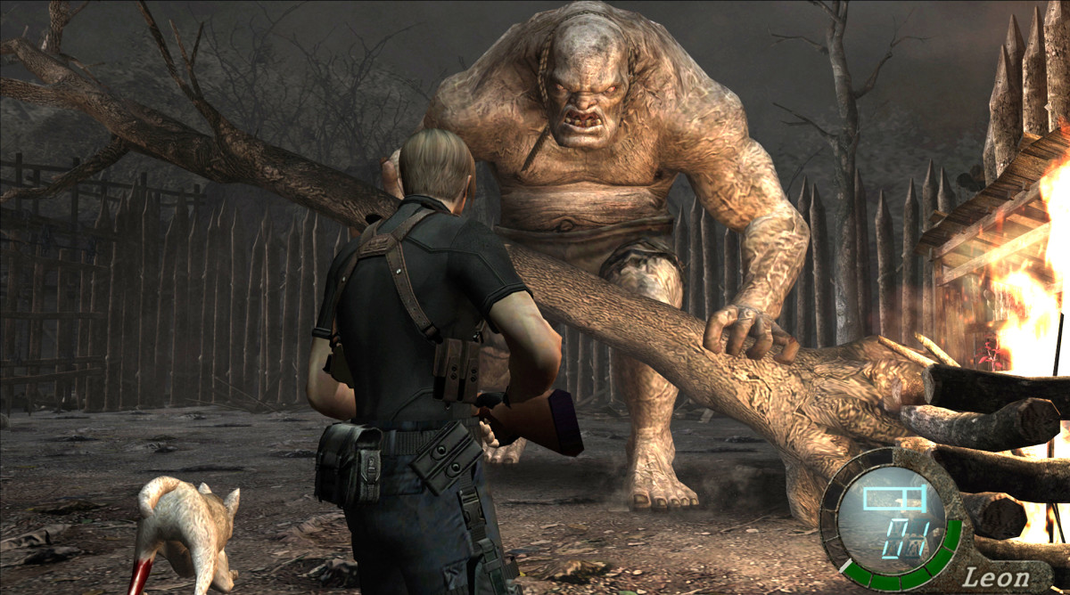 """Absent of the series' stable zombies, """"Resident Evil 4"""" featured a variety of gothic horror-inspired monstrosities."""