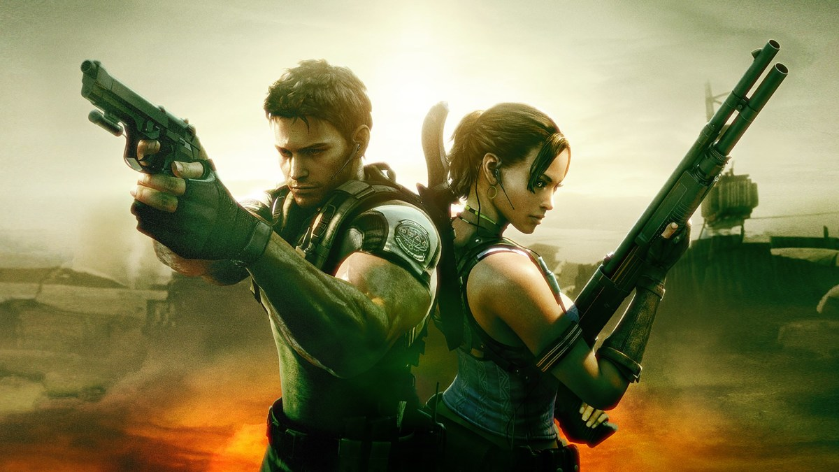 """The action-adventure gameplay of """"Resident Evil 5"""" was designed around its cooperative multiplayer mechanics."""