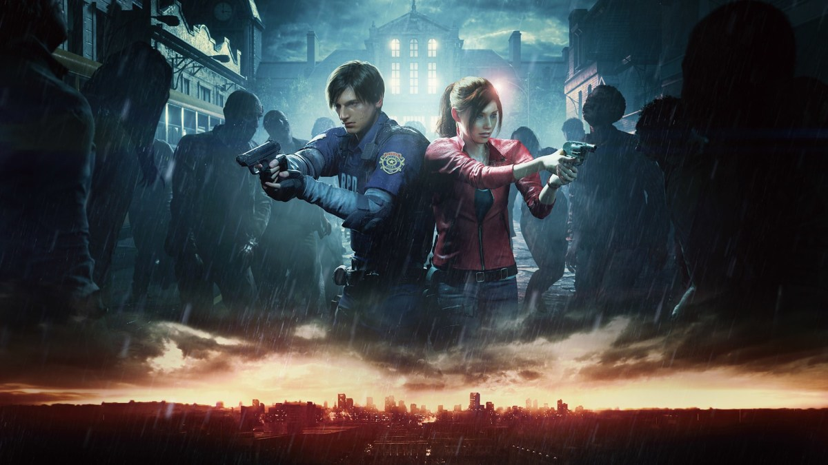 """The canonical ending of """"Resident Evil 2"""" was achieved by playing Claire Redfield's side of the story, then completing Leon S. Kennedy's campaign to unlock the final boss."""