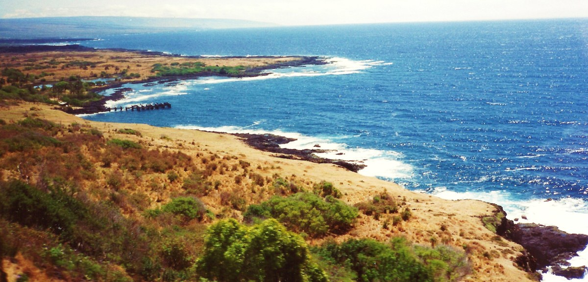 Experiencing an All Day Tour of the Big Island of Hawaii