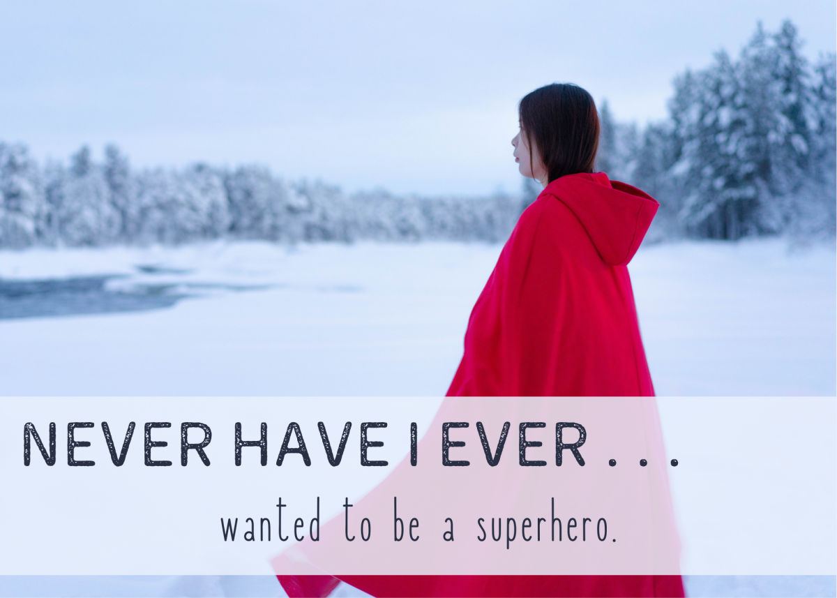 Let's face it: Capes are cool. And what if you could fly?!