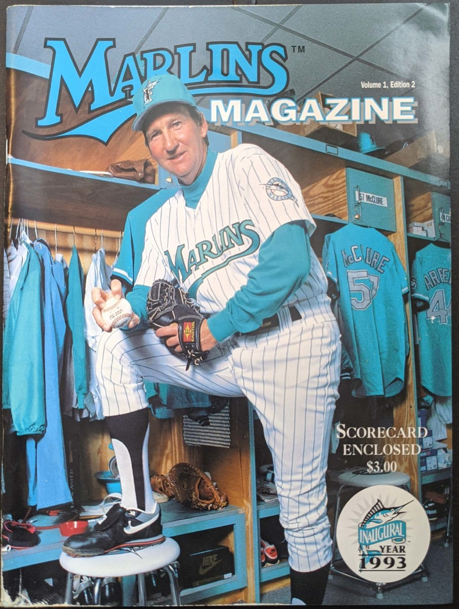 By the time Charlie Hough came to the expansion Florida Marlins in 1993, he had been in professional baseball for more than 25 years. The Miami native still attributed his success to Tommy Lasorda after all that time.