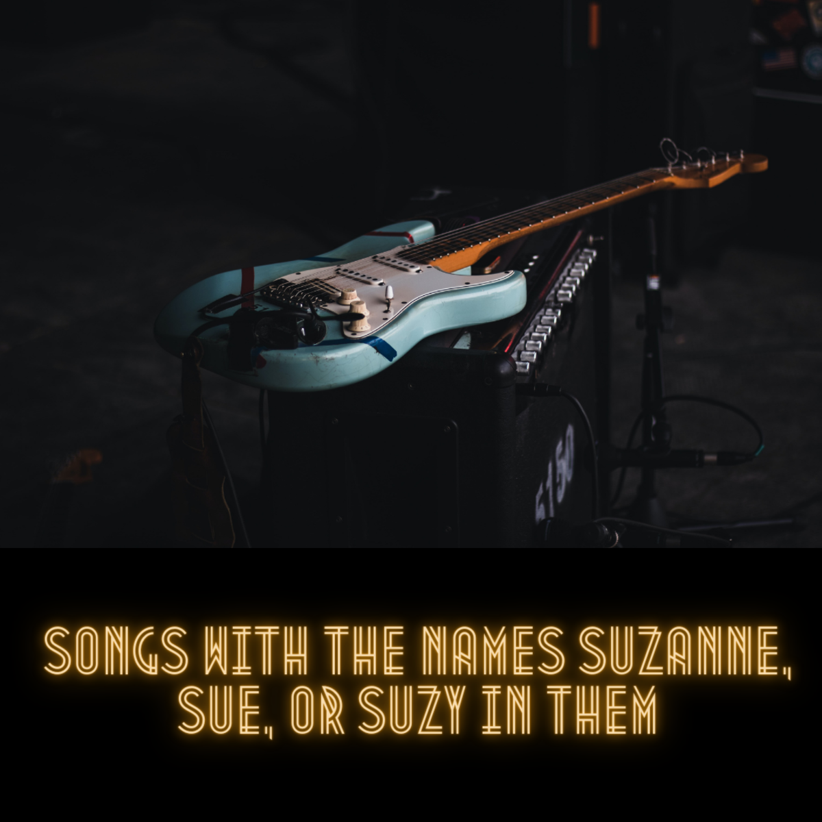 Take a listen to these songs and see which is best for the Suzanne in your life!