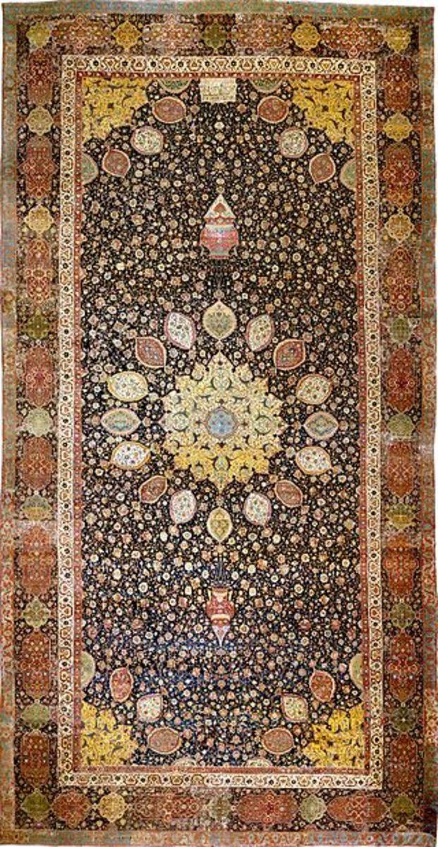 Ardabil Persian Rug