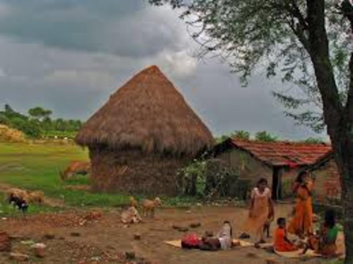 A typical village