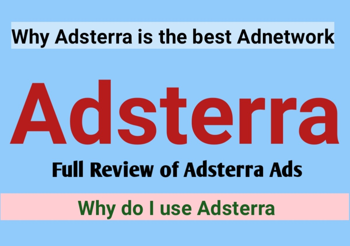 Why Adsterra Best Ads | Adsterra Review