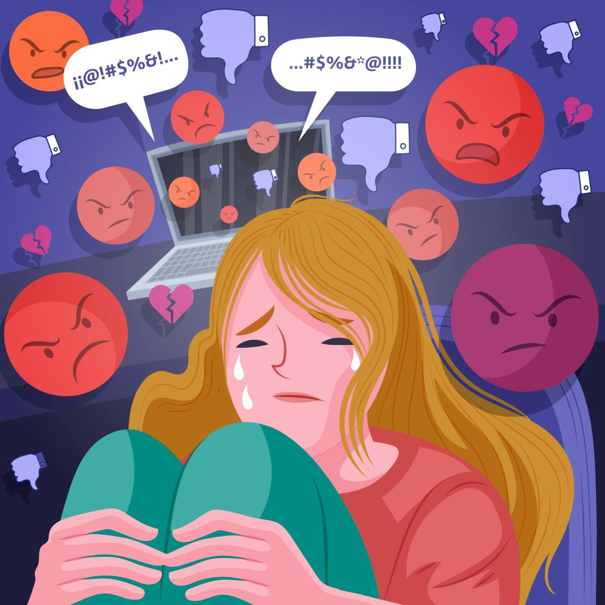 What Should Parents Do If Their Child Is Being Cyberbullied