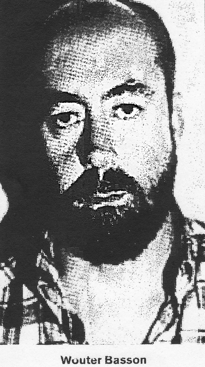 Wouter Basson who used chemical warfare and distributed ecstasy, mandrax and other drugs into the African communities and headed the CCB