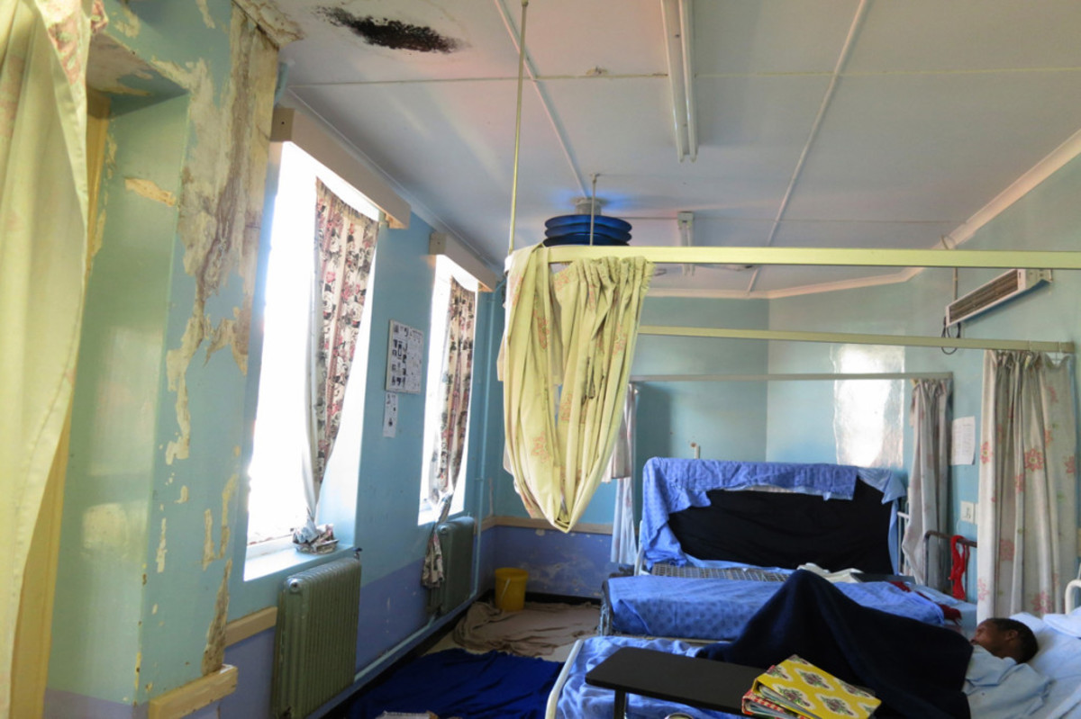 Most of the hospitals – and the worst among them – were in the OR Tambo District, centre for one of the pilot programmes of the National Health Insurance [NHI]. Our investigation revealed a health system that is critically ill – findings supported by