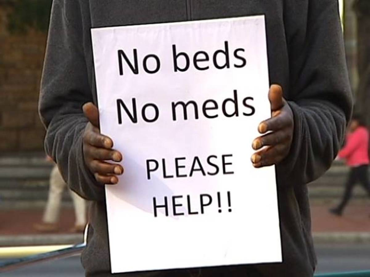 Young people do not receive help for their mental sickness in South Africa. South Africans' right to proper treatment is under threat and holds long-term implications