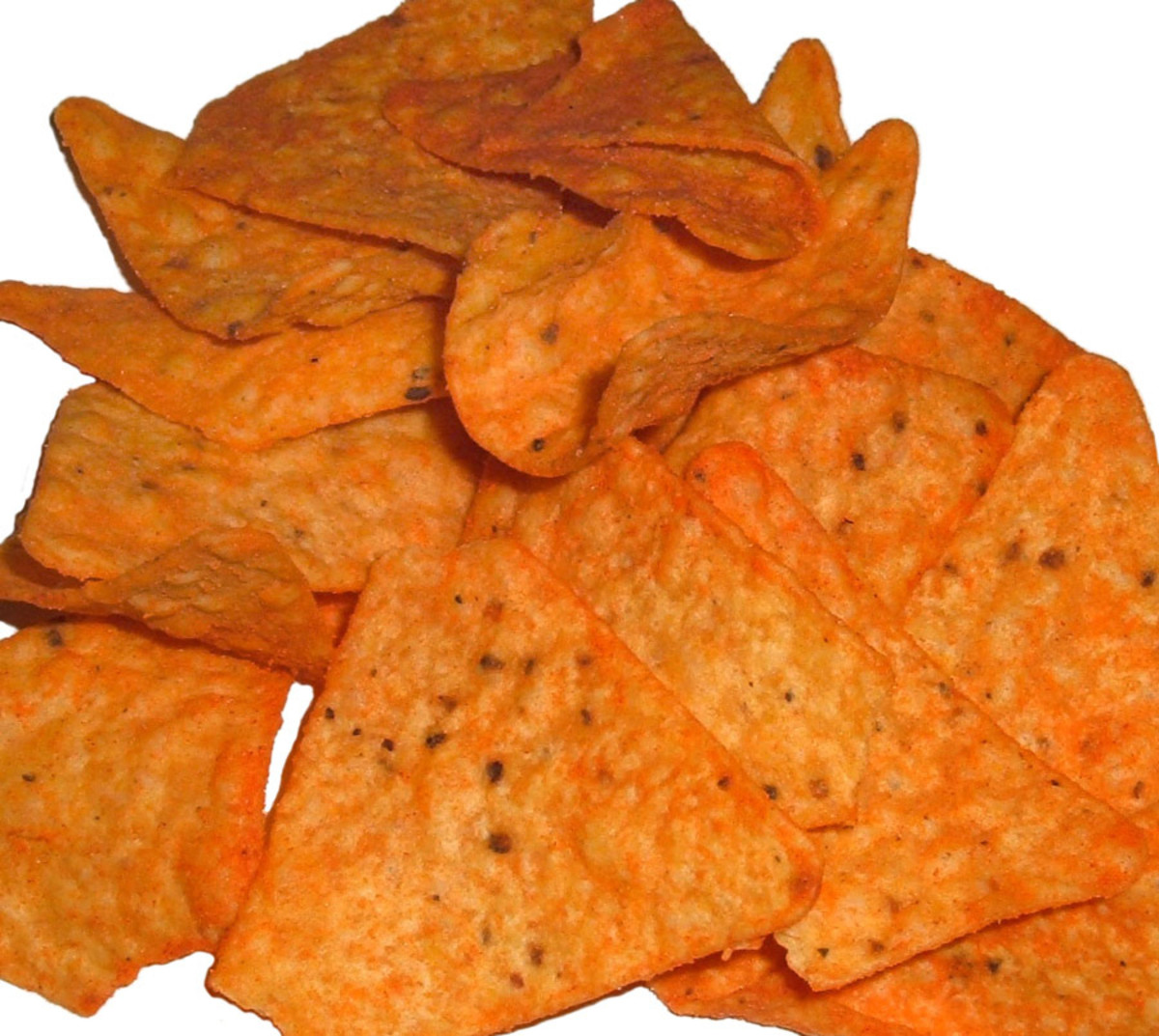 In 1966, Doritos appeared on American grocery store shelves for the first time.