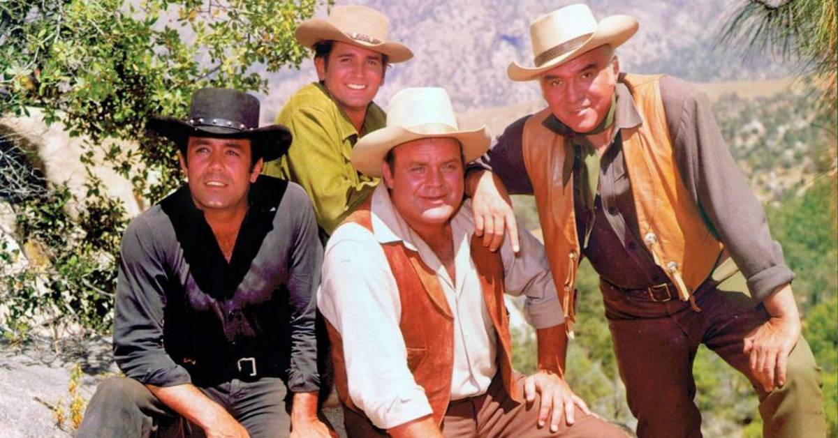 In 1966, Bonanza (NBC) was the most popular television show. (Bonanza ran from September 12, 1959 to January 16, 1973.)