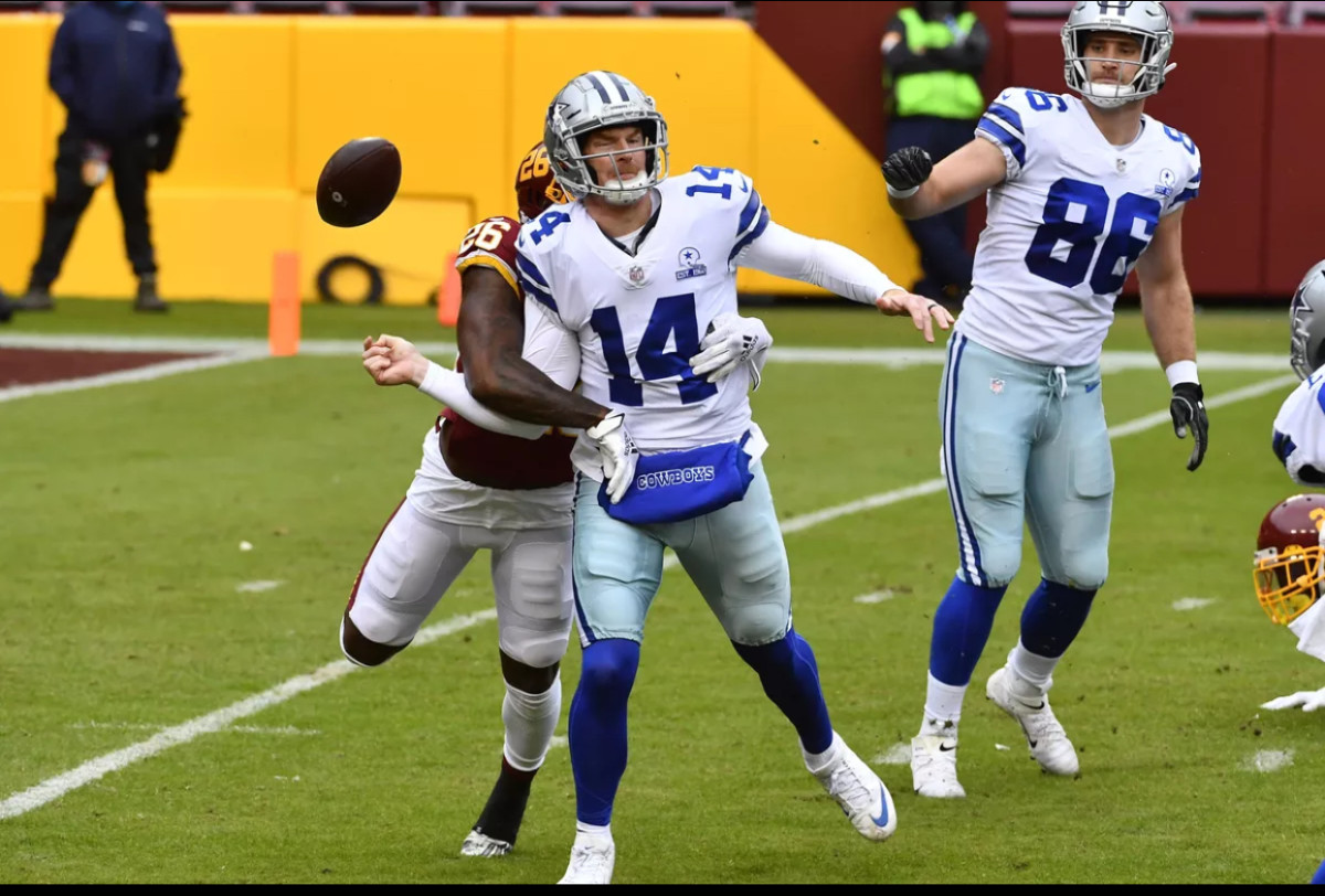 Dallas just like the rest of the NFC East had a disappointing season as no team finished above .500. They also lost QB Dak Prescott to a gruesome leg injury.