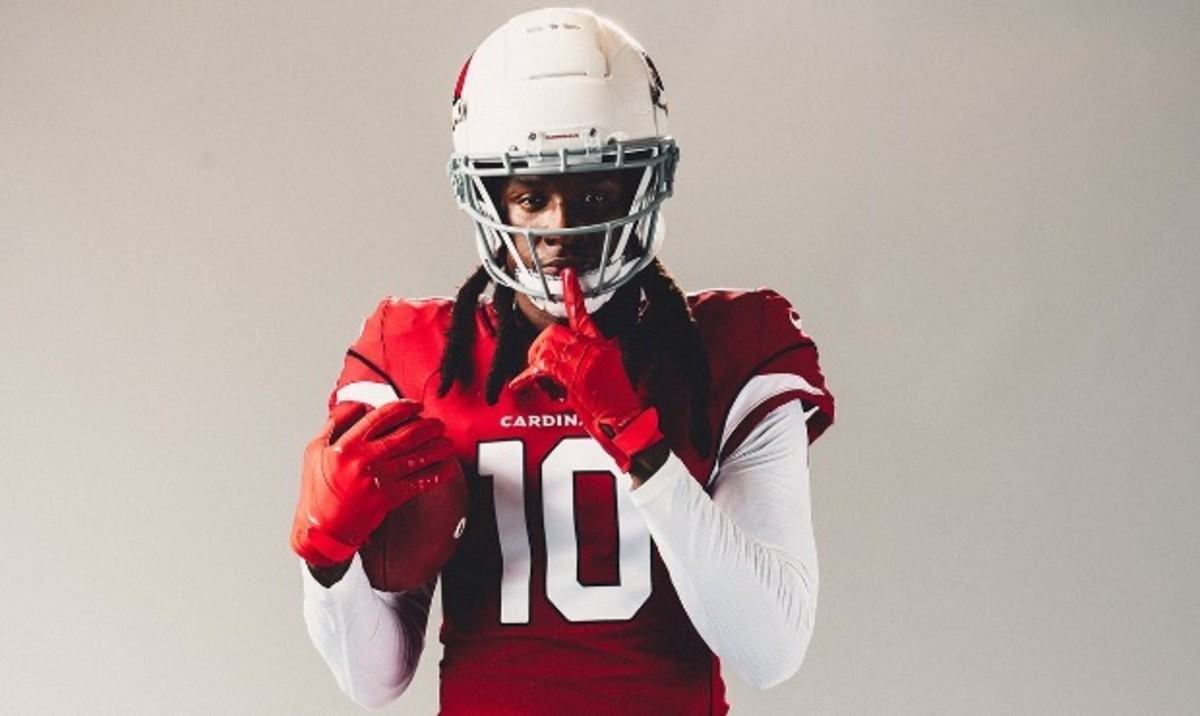 In his first season in Arizona D Hop dazzled and seems like he will fit just right in with the Cardinals.