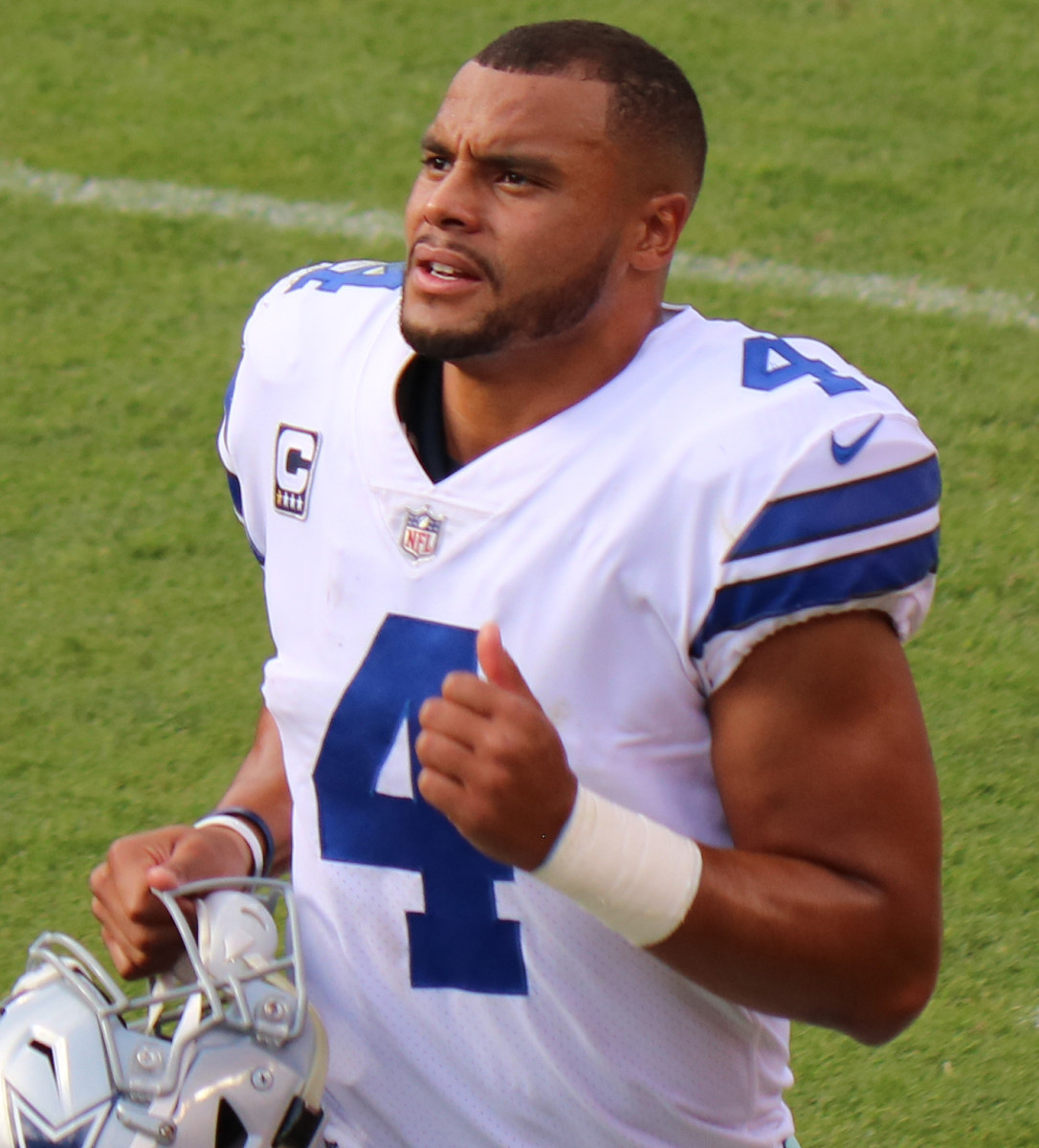 Dak will head into the most important offseason in his life after suffering a major leg injury.