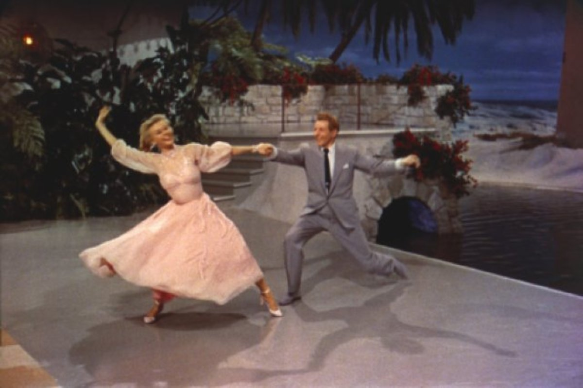 It's amazing to see actors in a film sing and dance as well as you do here, reminding of the true talents from Hollywood's golden era.