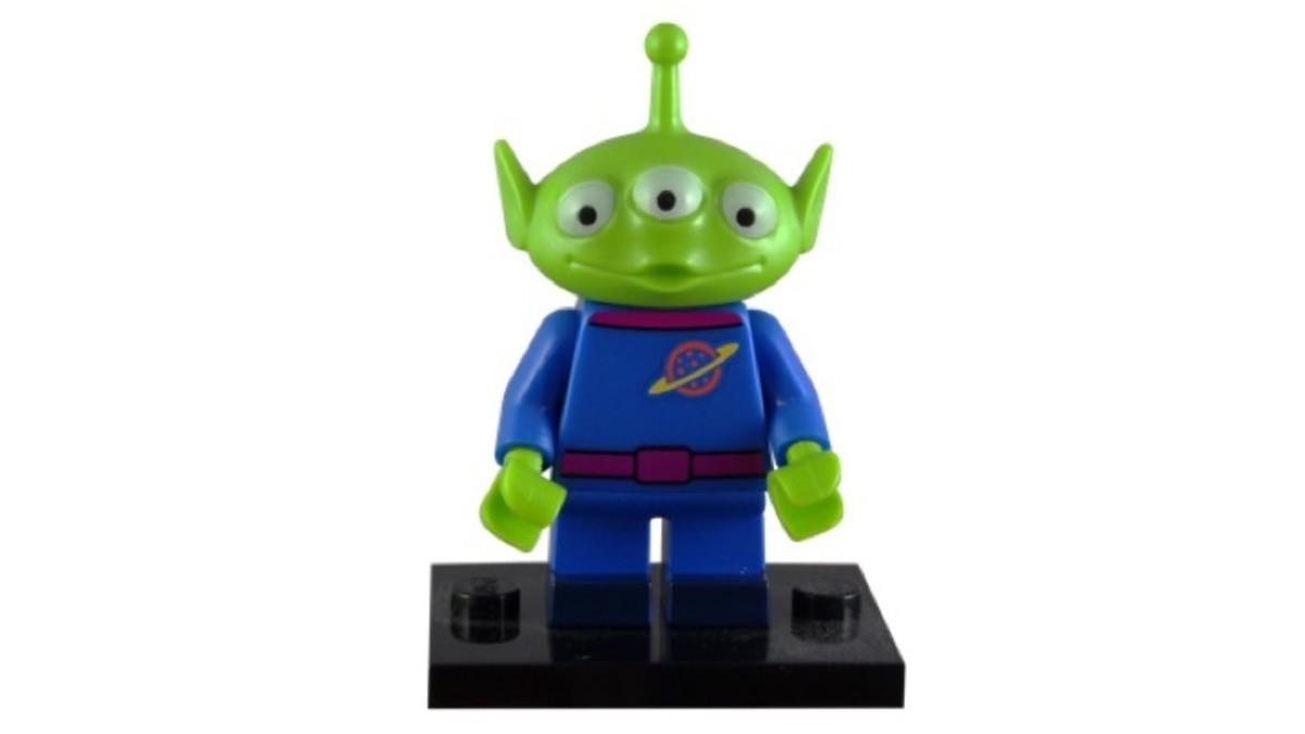 LEGO Toy Story Alien Minifigure 71012-2