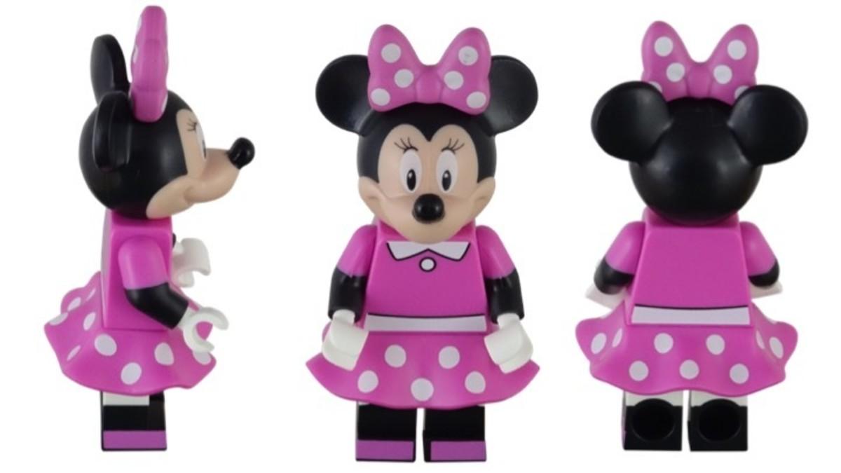LEGO Disney Minnie Mouse Minifigure 71012-11