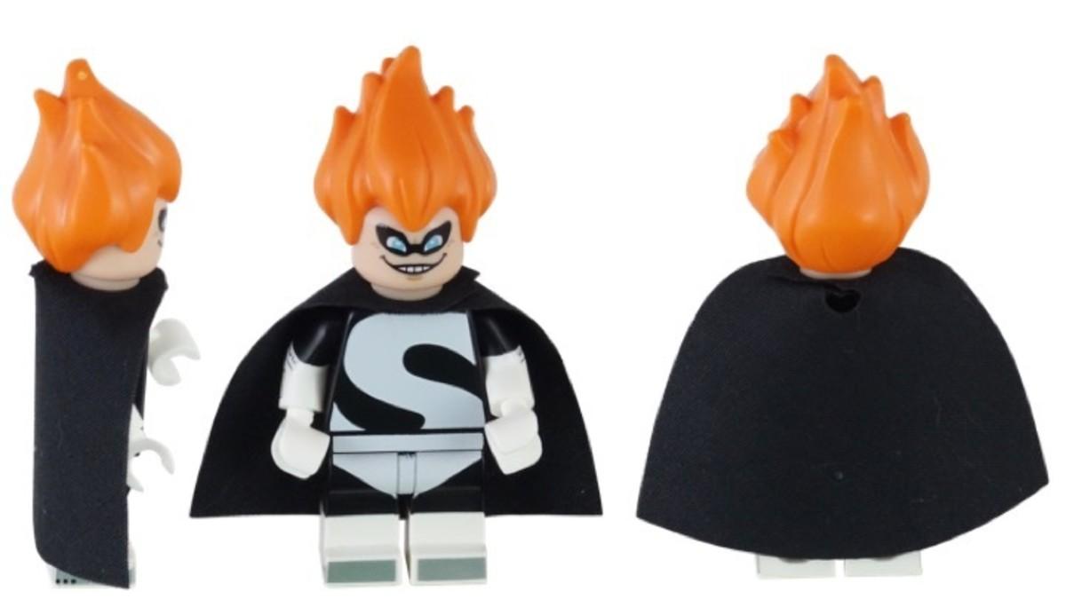 LEGO Disney Syndrome Minifigure 71012-14