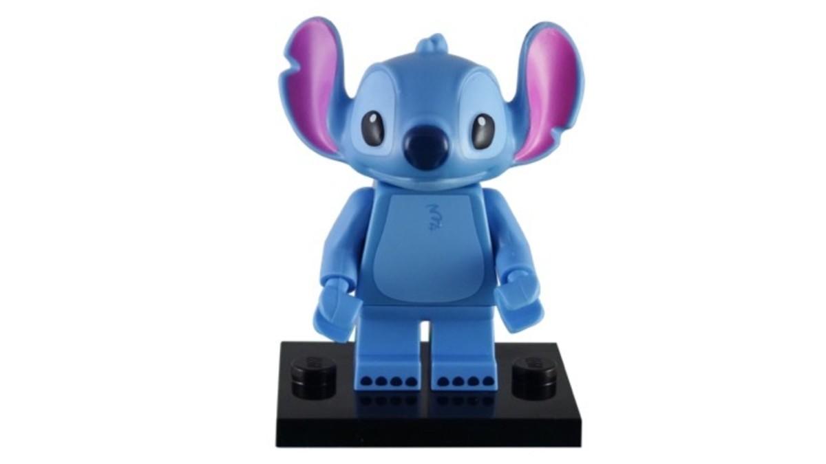 LEGO Stitch Minifigure 71012-1 Complete
