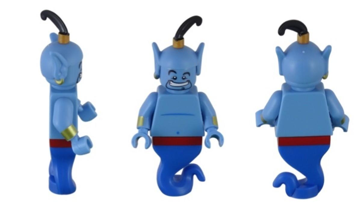 LEGO Disney Genie Minfigure 71012-5