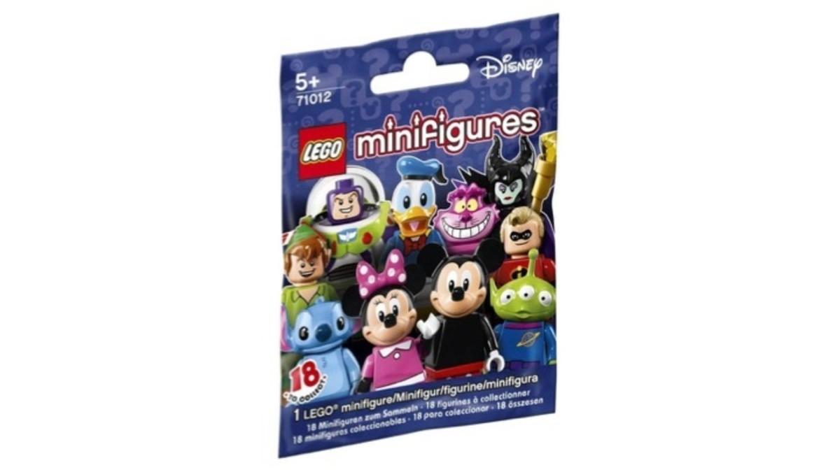 LEGO Disney Minifigures 71012 Bag