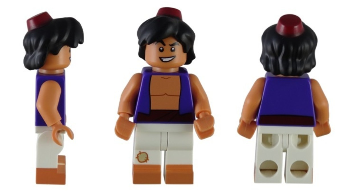 LEGO Disney Aladdin Minifigure 71012-4