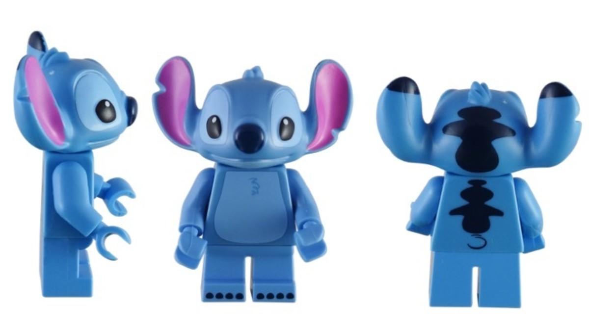 LEGO Stitch Minifigure 71012-1