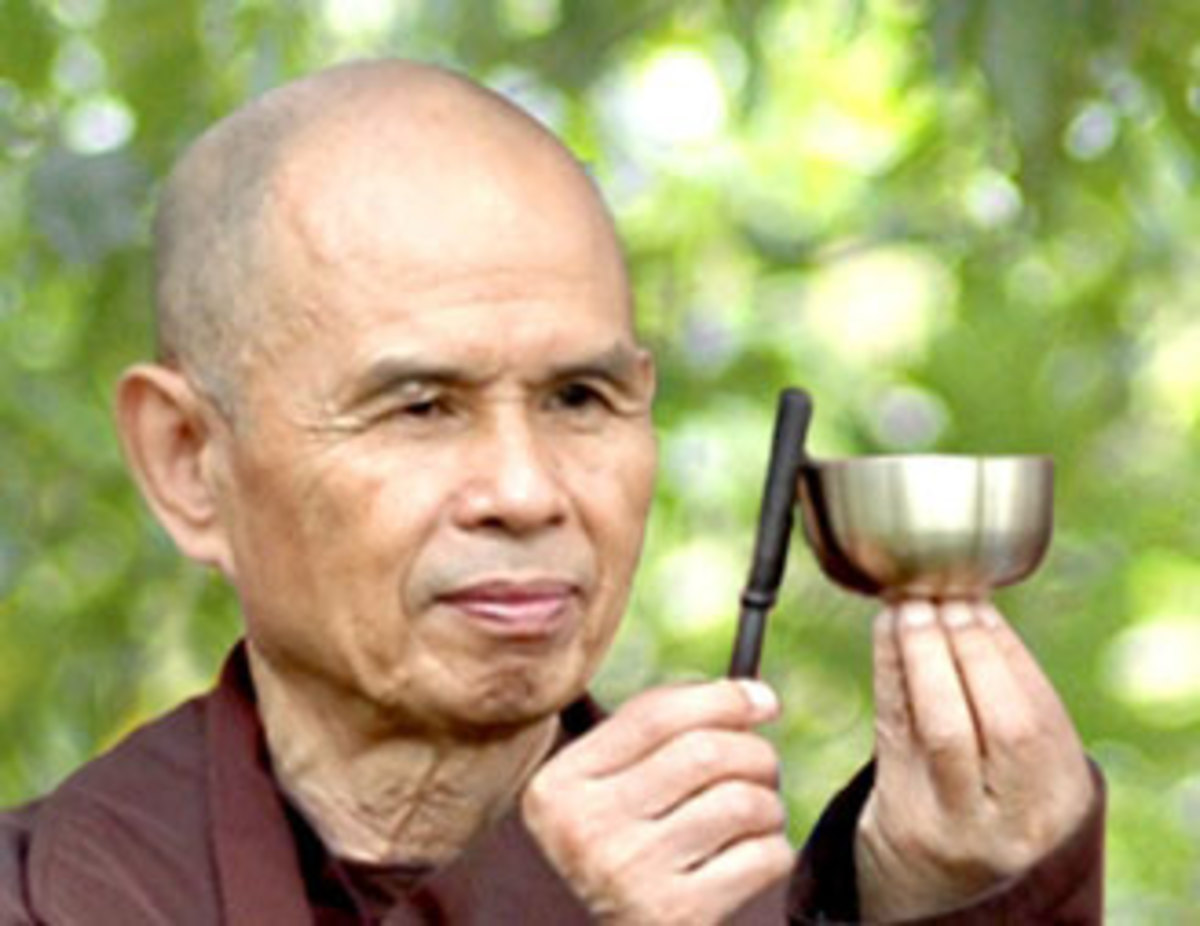 Thich Nhat Hanh, a Vietnamese Zen Buddhist monk, was Martin Luther King Jr.'s choice to receive the Nobel Peace Prize