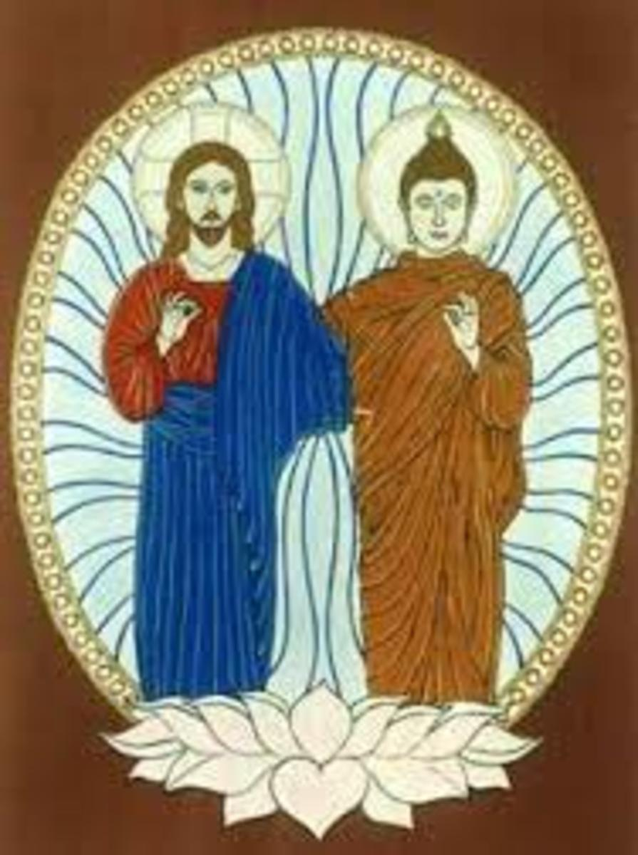 comparison of buddhist and christian monasticism Choose up to three religionsfaiths and compare their beliefs, rituals, and history side by side comparison buddhism christianity islam community organization and structure: buddhism.