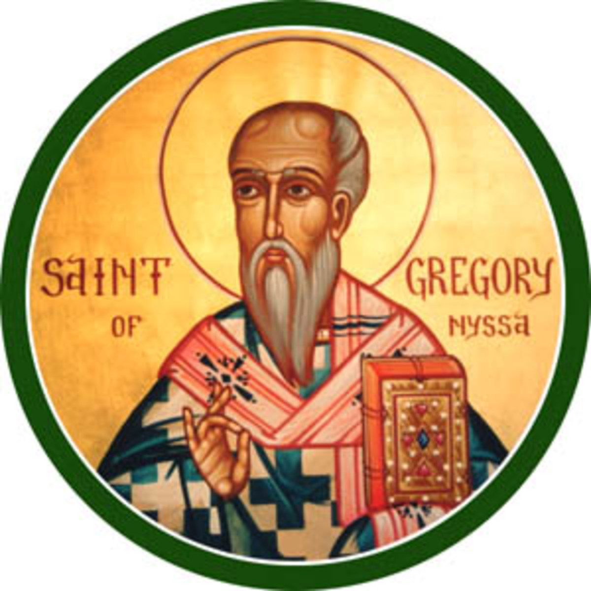 An image of St. Gregory of Nyssa