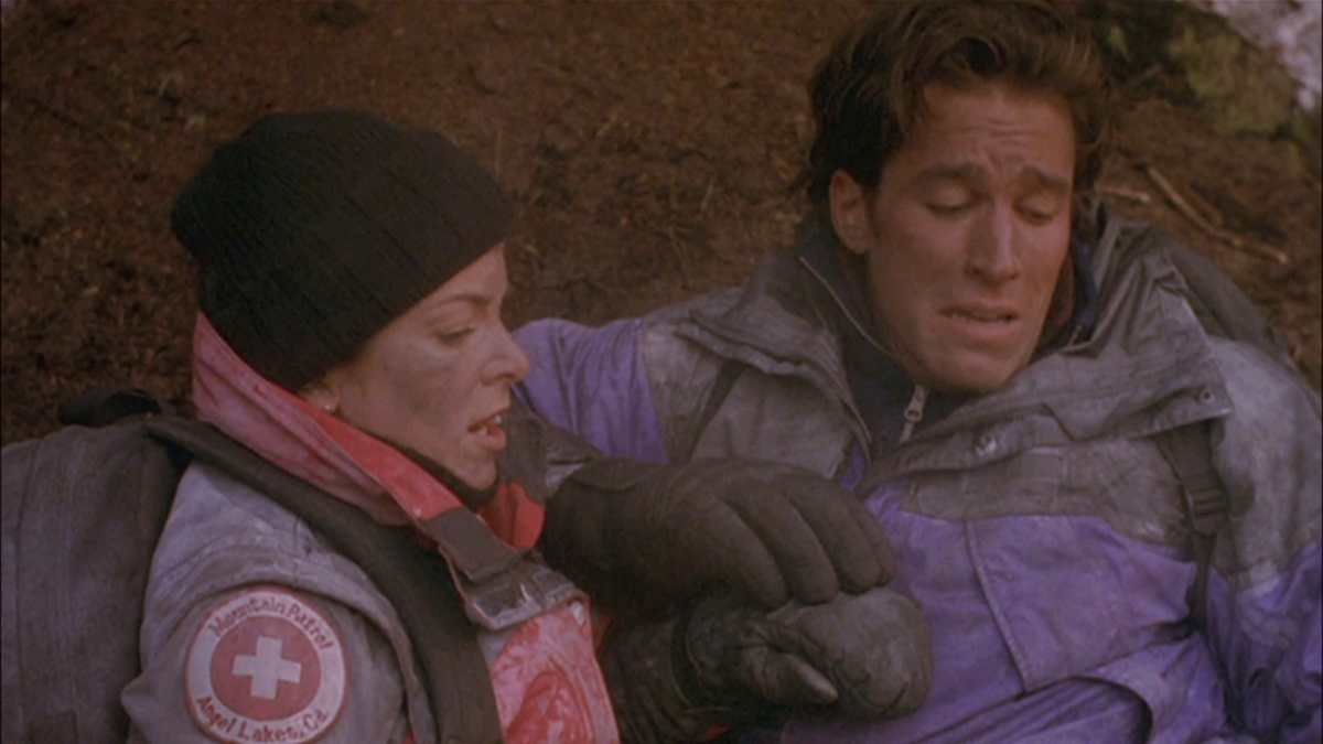 Cynthia Gibb and Dan Cortese attempt to save Angel Lakes, a picturesque volcanic town in California
