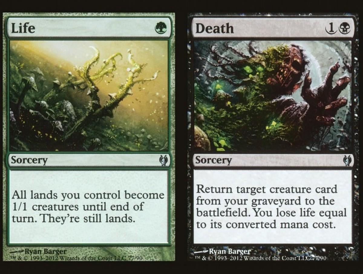 Life // Death mtg