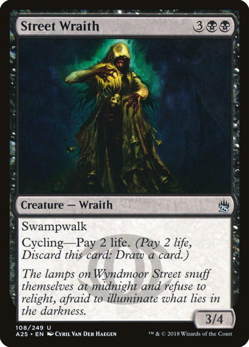 Street Wraith mtg