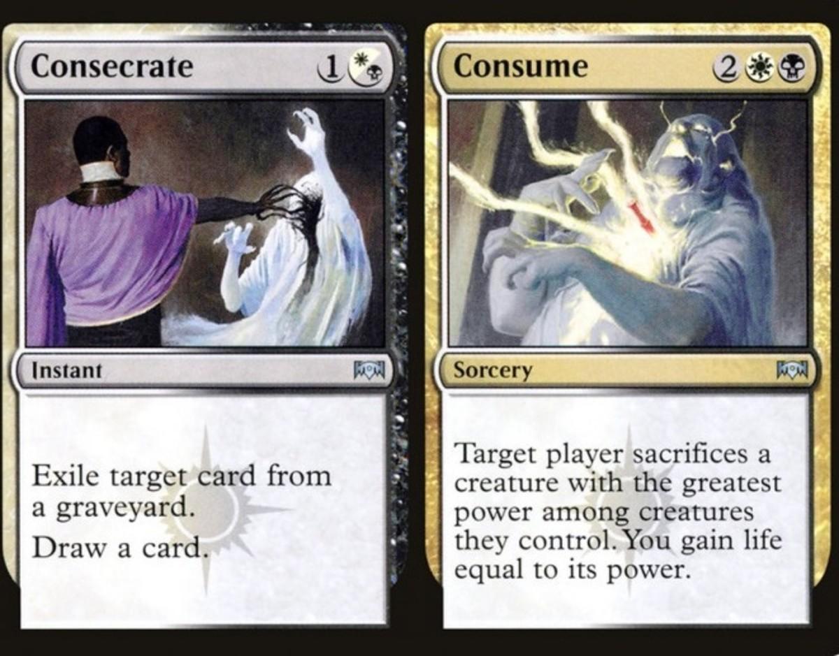 Consecrate // Consume mtg