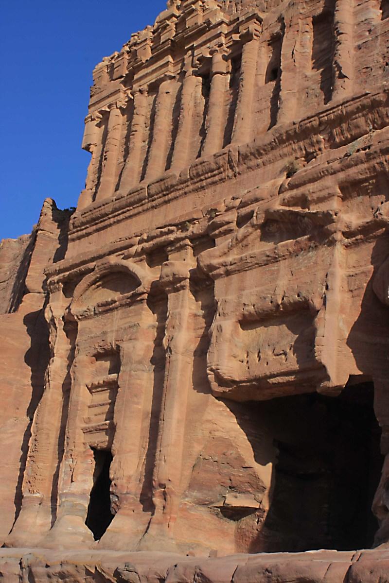 The Palace Tomb at Petra