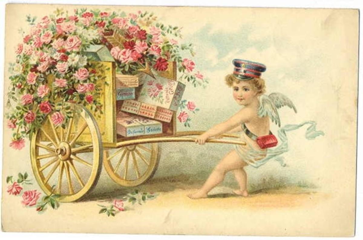 Victorian Era Valentine