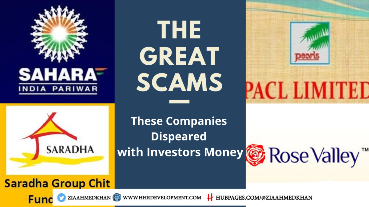 The Big Investment Scams