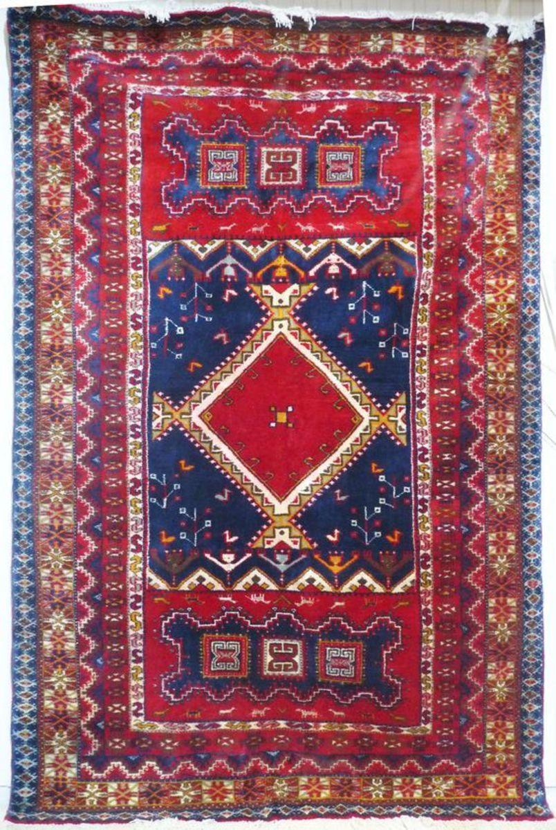 R'Bati Moroccan Rug