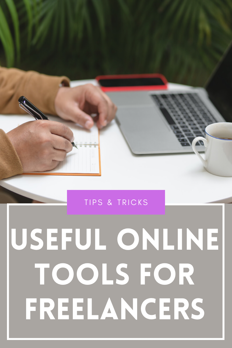 5 Useful Online Tools for Freelancers