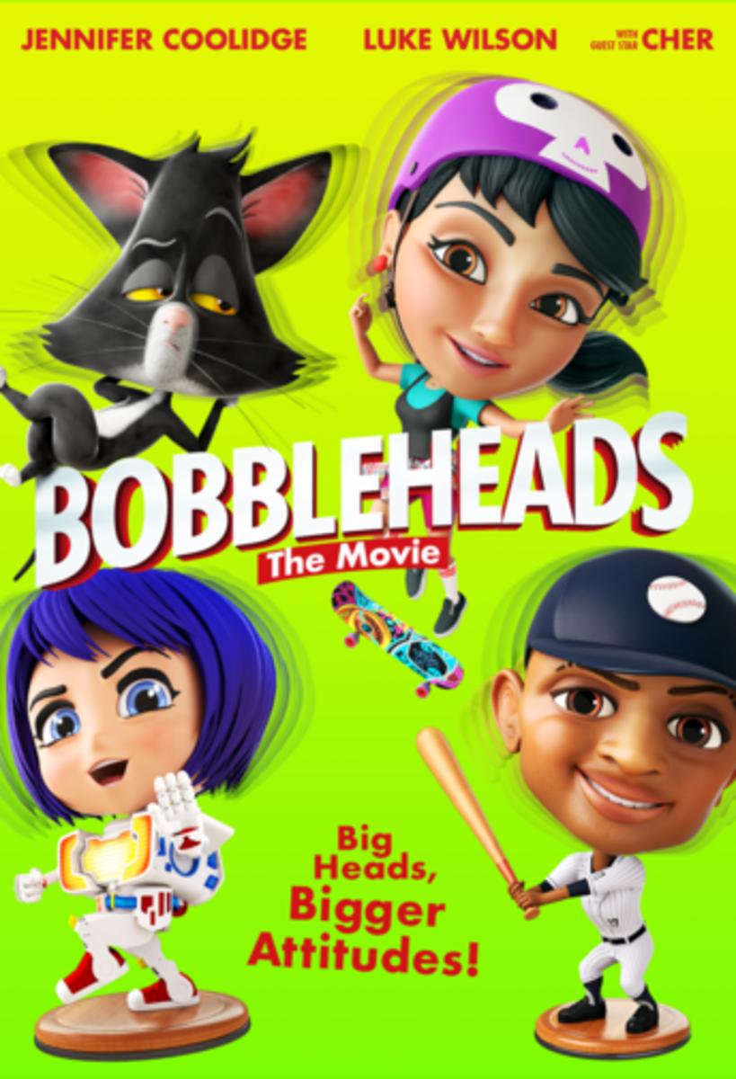 Bobbleheads... they bobble... and bobble... and bobble... and bobble.