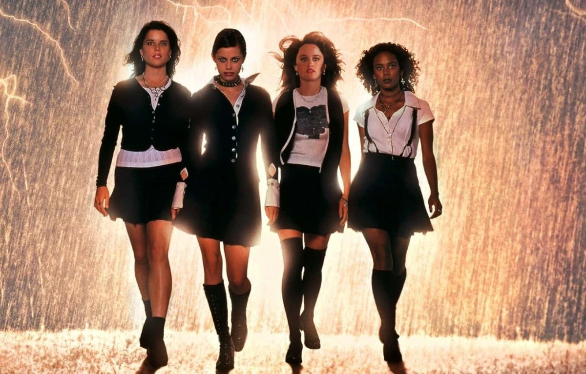 Blumhouse 2020: What if we made 'The Craft' again only... NOT good!